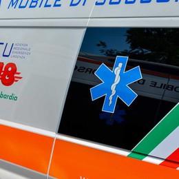 Schianto tra 3 auto e un furgone: sei feriti Cavernago, traffico in tilt sulla Soncinese