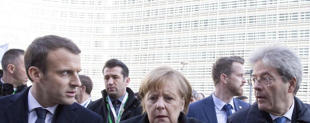 Attesa per premier Gentiloni a summit Bruxelles