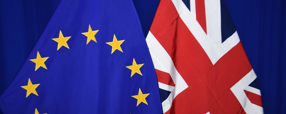 Brexit: le regioni europee rischiano pesanti contraccolpi economici