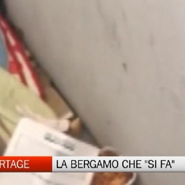 Reportage, la Bergamo che «si fa»  Silos dormitorio e droga dal treno