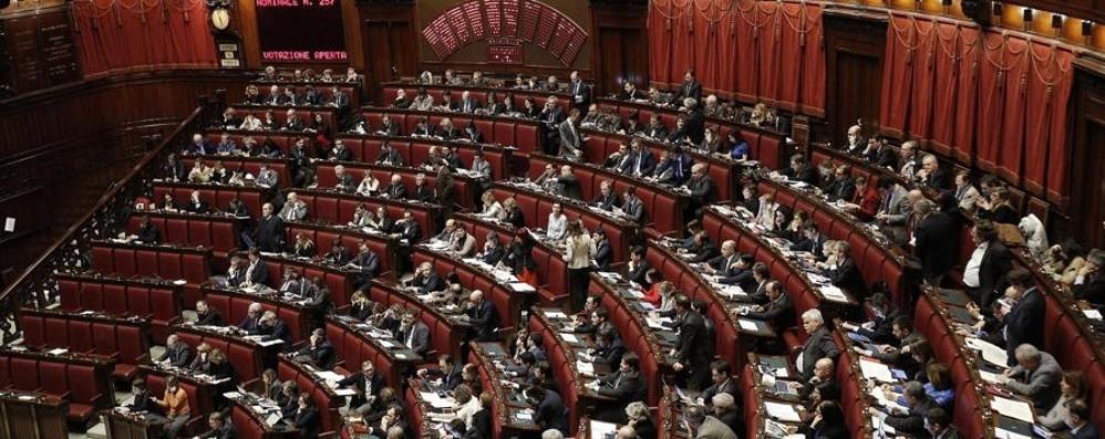 Camere, si vota  per i presidenti Al Senato «guida» Napolitano