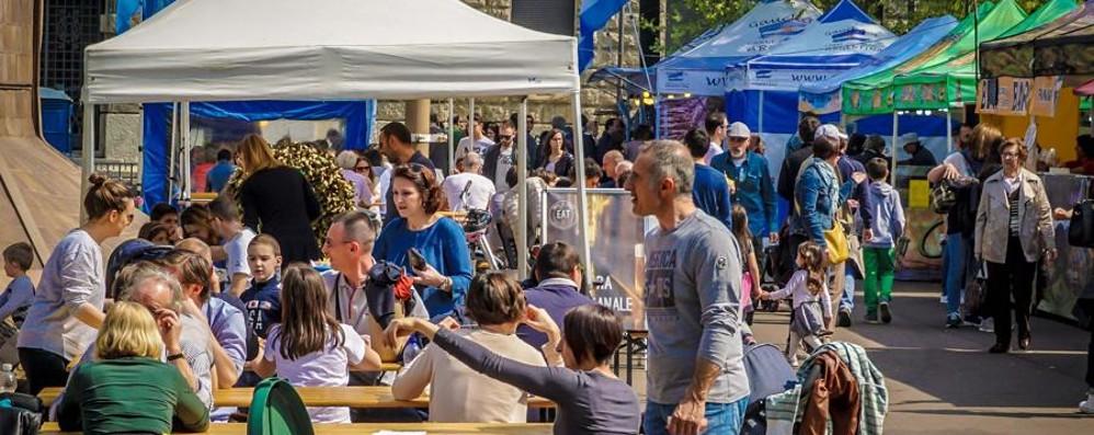 Con la primavera torna lo Street Food In Piazzale Alpini  fino a domenica