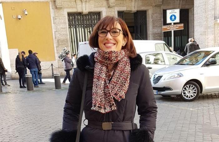 La senatrice della Lega Nord Daisy Pirovano