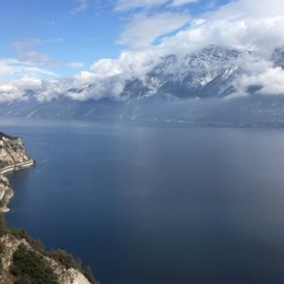 «Lago mozzafiato...»