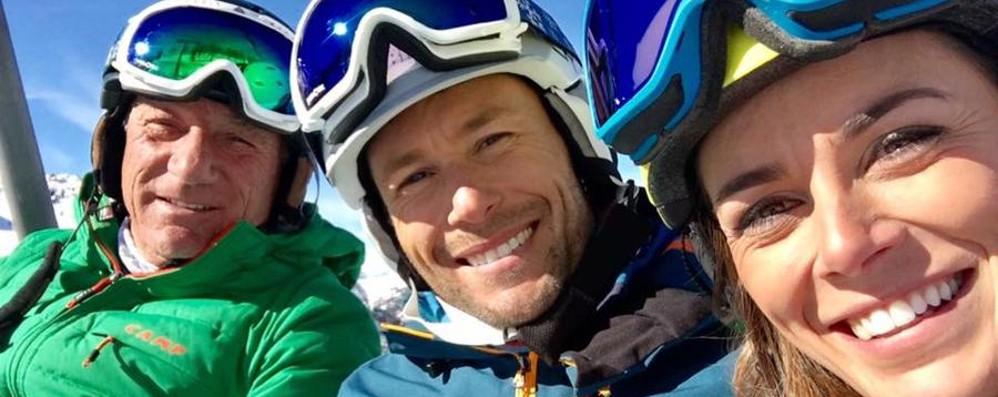 Sabato Rai 1 ai Piani di Bobbio «Linea Bianca» parlerà dello snowpark