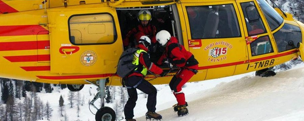 Caduto nel vuoto per oltre 400 metri Così è morto l'alpinista sulla Concarena