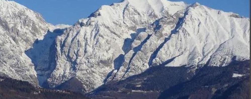 Concarena, precipita alpinista di Bergamo Scivolato nel vuoto davanti a un'amica