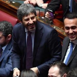 Eletti i nuovi presidenti delle Camere Fico a Montecitorio, Casellati al Senato