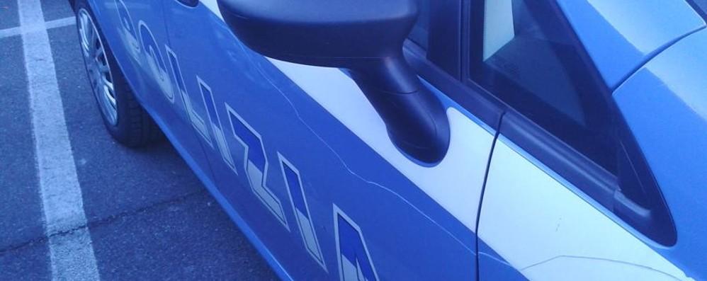 Guida senza patente, preso bergamasco Maxi fuga dalla polizia in Franciacorta