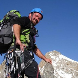 Tragedia sul massiccio Concarena Bergamo piange Franz Rota Nodari