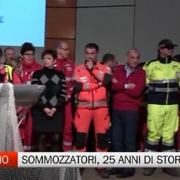 Treviglio - Sommozzatori Volontari, 25 anni al servizio della sicurezza