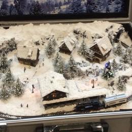 Anche la ferrovia del Sebino  al Model Expo di Verona