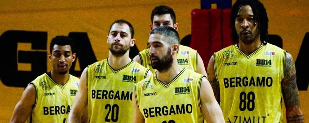 Bergamo, asfaltata Orzinuovi nel derby Obiettivo playout virtualmente raggiunto