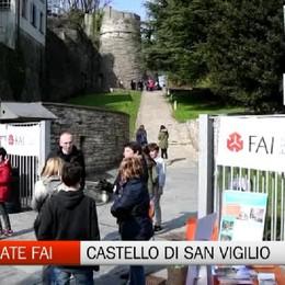 Giornate FAI di primavera al Castello di San Vigilio