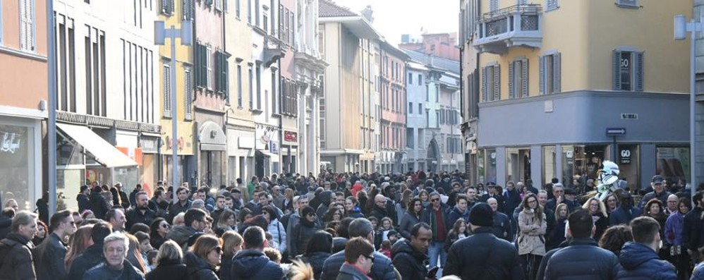 La Primavera inizia a sentirsi - Foto Pienone a Bergamo e per il Fai
