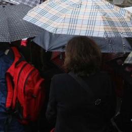 Primo assaggio di clima mite Ma per Pasqua torna la pioggia