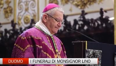 Bergamo - In Duomo i funerali di monsignor Belotti