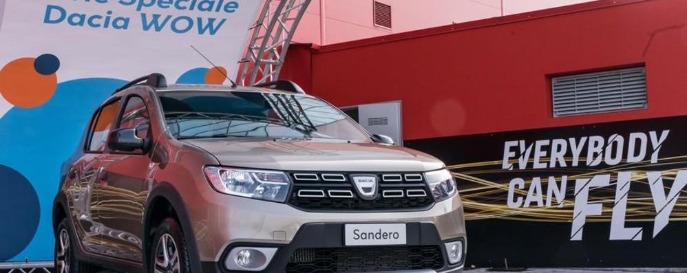 Dacia lancia la serie Wow sui suoi modelli