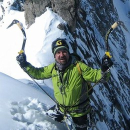 """«Parto, scendo e preparo le """"doppie""""» Franz, l'ultima scalata  e la caduta fatale"""
