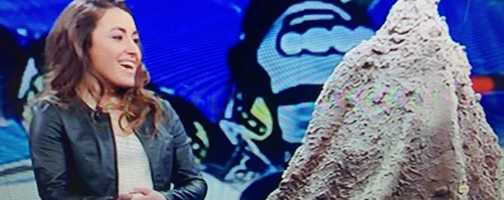 Sofia Goggia e un monte di cioccolato «Martedì incontrerò Mattarella»