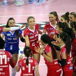 Foppapedretti salva, c'è il nuovo sponsor Zanetti in pista per il volley femminile