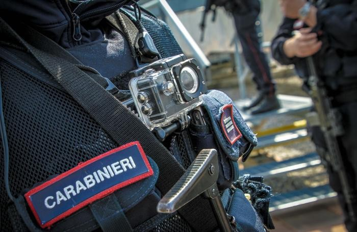 SOS CARABINIERI REPARTO ANTI TERRORISMO