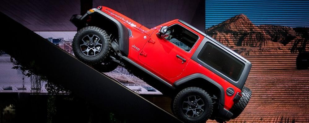 Jeep Wrangler si rinnova completamente