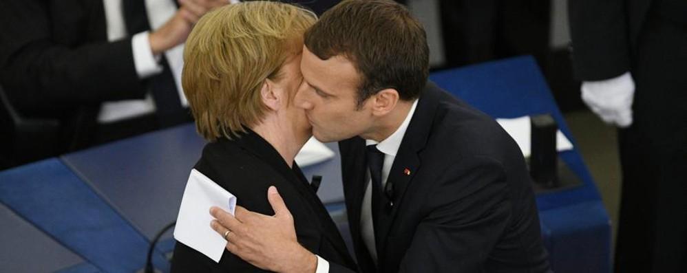 l'Europa in crisi Il ruolo dell'Italia
