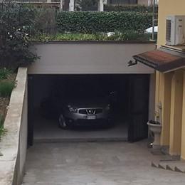 Senza freno a mano, investita dall'auto Ferita mamma 35enne a Verdello
