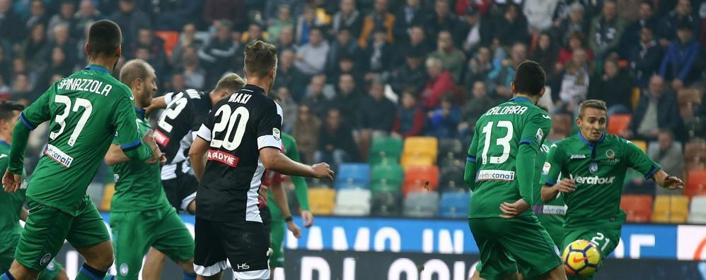 Sottil anticipa Atalanta-Udinese «L'ambiente nerazzurro è carichissimo»