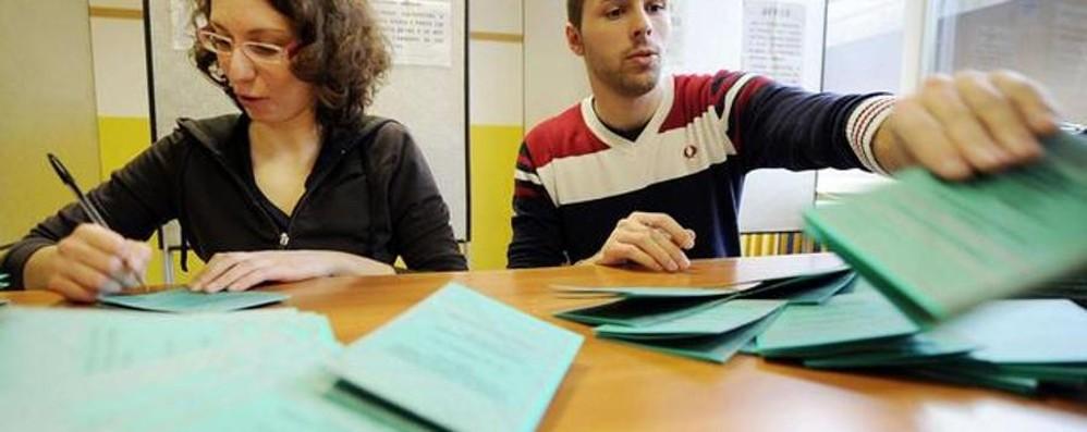 Bergamo, cercasi scrutatori «last minute» Le selezioni in Comune oggi alle 16
