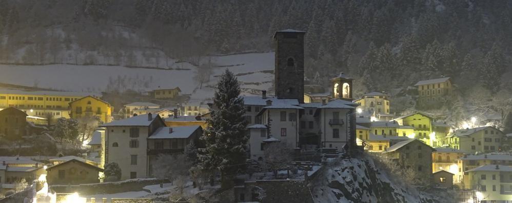 Nevicata su tutta la Bergamasca Le valli imbiancate - Ecco le foto