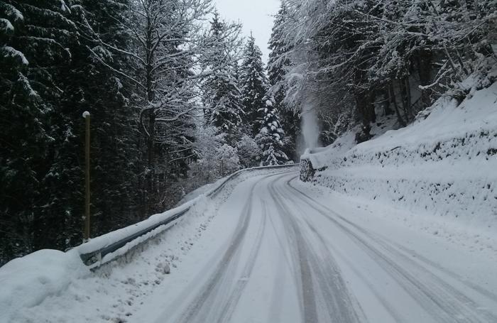 La strada di Lizzola (Mirco Bonacorsi)