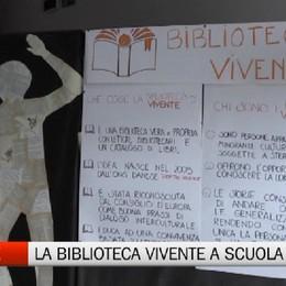 Parre, la Biblioteca Vivente alla scuola primaria