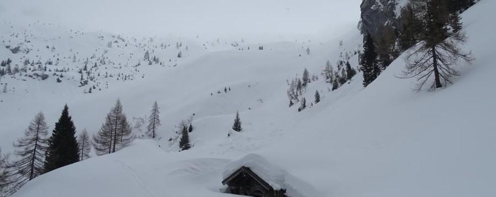 La «prova della baita»: neve promossa Pasqua sugli sci, ma incognita meteo