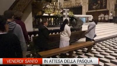 Venerdì Santo: la chiesa ricorda la passione di Gesù