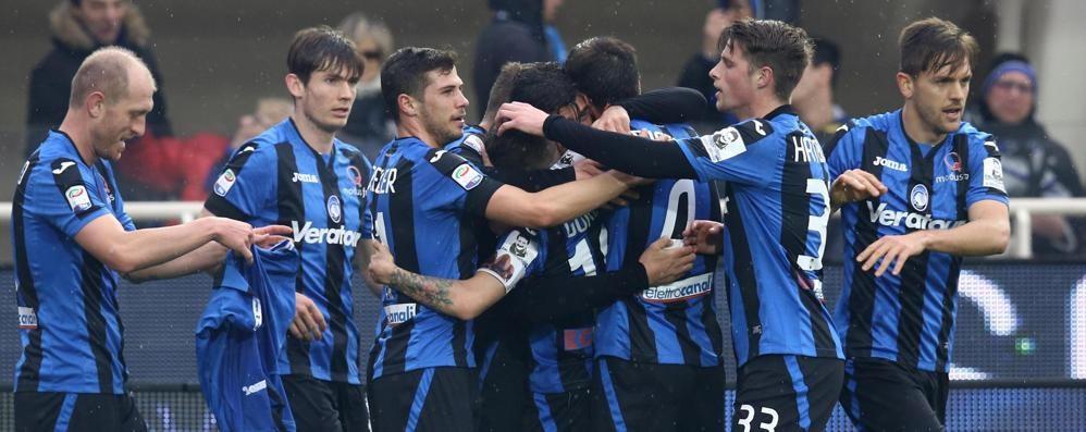 Atalanta, tre punti nel segno del Mondo Petagna e Masiello abbattono l'Udinese