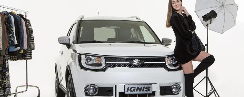 Suzuki Ignis Ginza in soli 100 esemplari