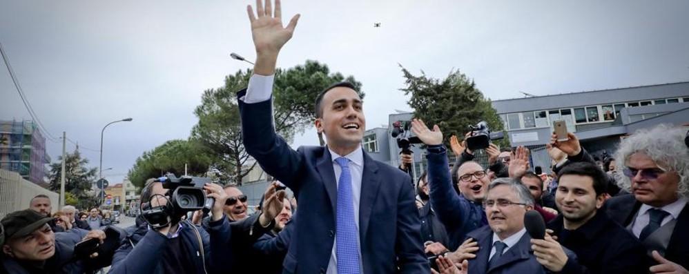 Proiezioni Camera/Senato: M5S  al 32%  Regione exit poll: Fontana in vantaggio