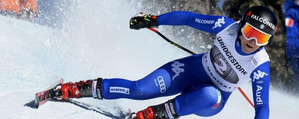 Slalom, Goggia ottava alla combinata Vittoria italiana con la Brignone