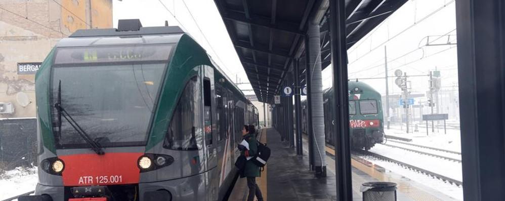 Treno in ritardo per la neve?  Ecco come chiedere il rimborso