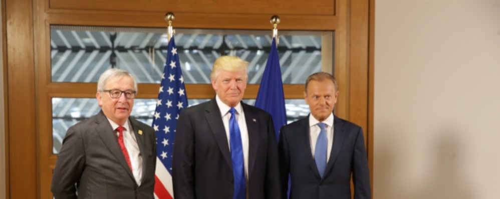 Dazi Usa, mercoledì le contromisure di Bruxelles