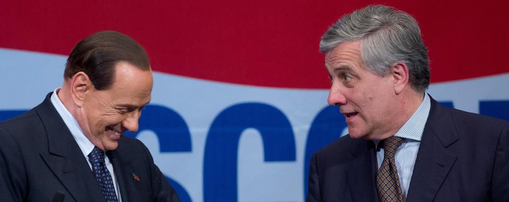 Berlusconi: Tajani ha sciolto riserva, sarà candidato premier