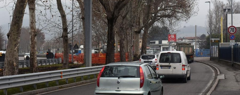 Circonvallazione, sarà un'estate calda  A nuovo 30.000 metri quadri di asfalto
