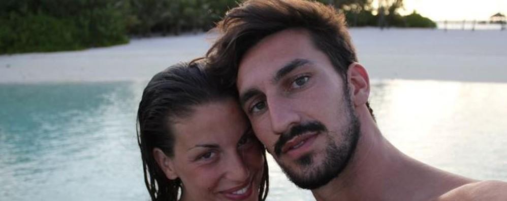Davide Astori, attesa per l'autopsia Francesca e Vittoria, amori della sua vita