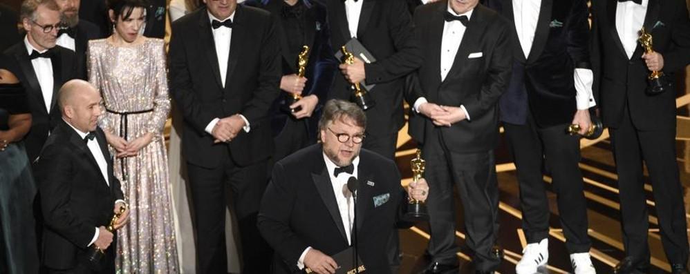 La forma dell'acqua,  favola da 4 Oscar Ecco tutti i vincitori del 2018