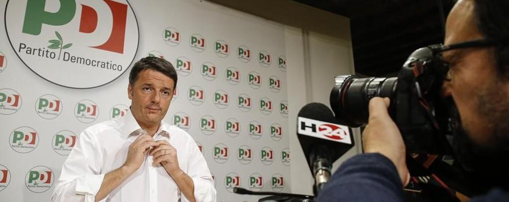 Renzi: sconfitta netta, mi dimetto «Il nostro posto all'opposizione» - Video