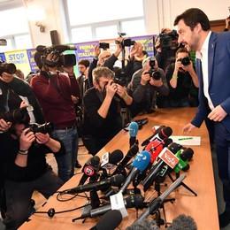 Salvini: sono e rimarrò populista-Video «No coalizioni strane, governiamo»