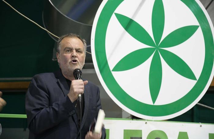 Il senatore Roberto Calderoli