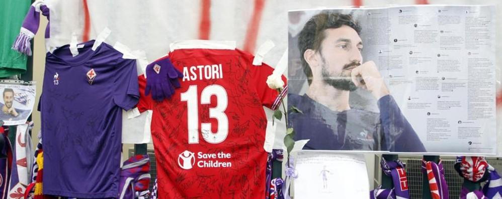 Astori, anche Percassi ai funerali L'autopsia conferma: morte naturale